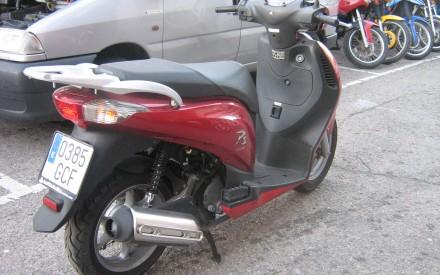 Honda Pasión 125