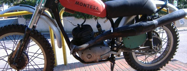 Montesa Cappra MX 250