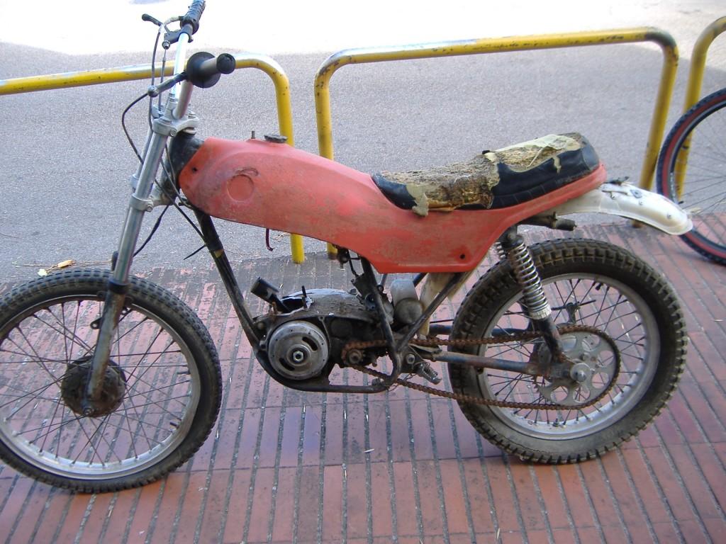 Montesa COta 74 Trial