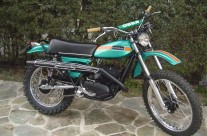 Ossa Enduro Phantom 175