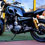 "Yamaha XJ650 ""dirt track"""
